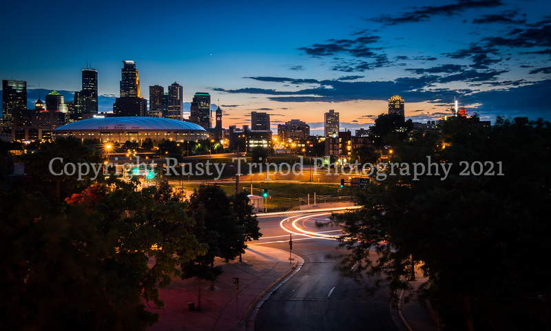 Minneapolis Dome Town