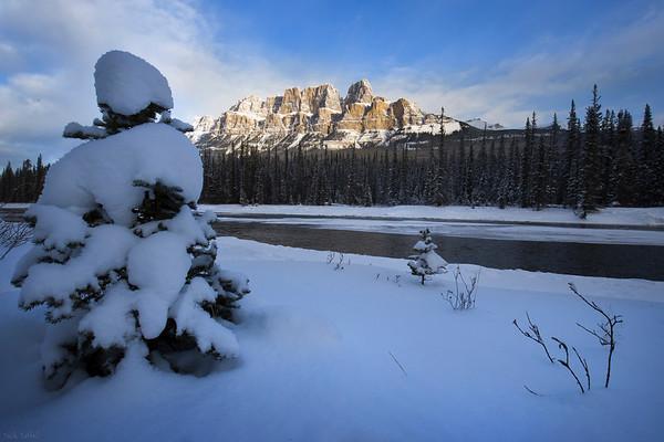 Fortified - Banff National Park, Alberta