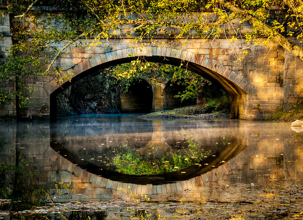 Fifteen Mile Creek Aqueduct (#9)  Symmetry