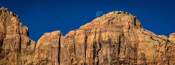 Moon over Moab