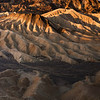 Illuminated Badlands - Death Valley, CA
