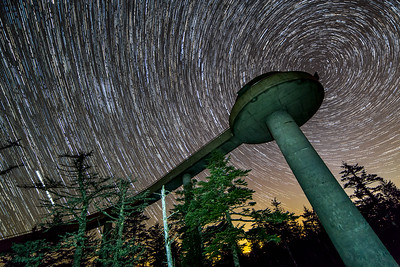 Polaris at Clingmans Dome