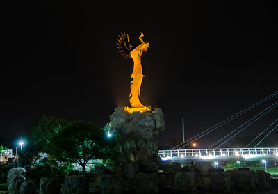 Keeper of the Plains, Wichita, KS, USA