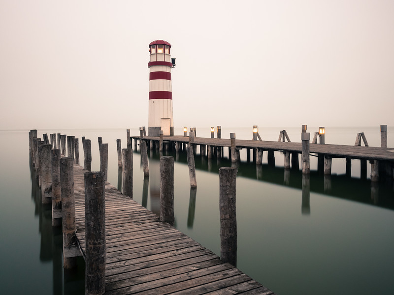 Lighthouse - Podersdorf