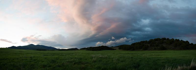 Cedar Hill Sunset