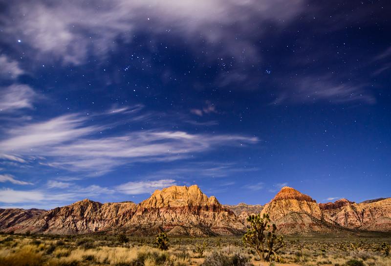 Red Rocks Conservation Area, NV