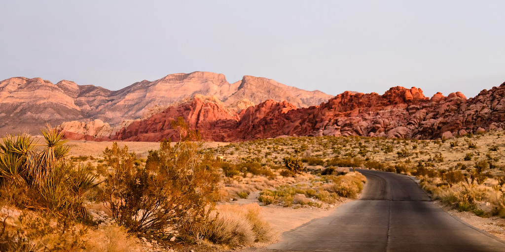Red Rock Conservation Area, NV