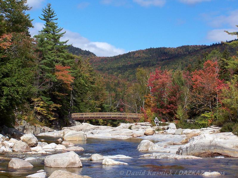 Foot Bridge - Kankamangas Hwy, NH