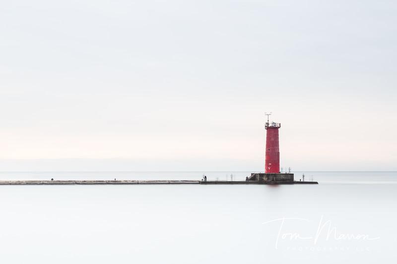 Sheboygan Breakwater Lighthouse, Wisconsin