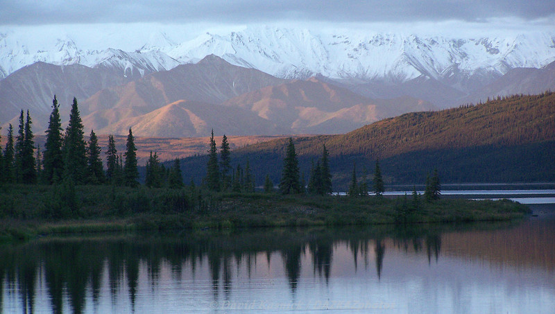 Wonder Lake 1- Denali National Park, AK