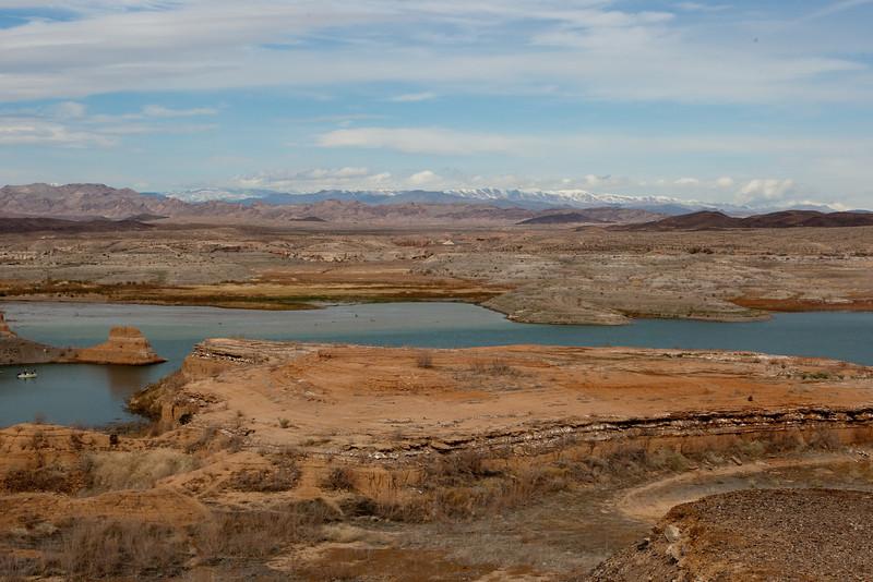 Lake Mead National Recreation Area, Nevada.