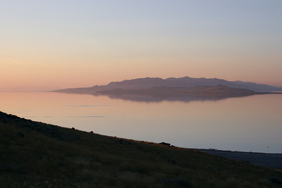 Antelope Island State Park, Utah: Great Salt Lake