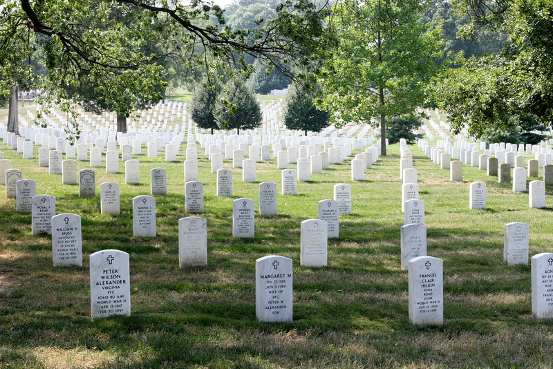 Arlington National Cemetary, Washington, DC