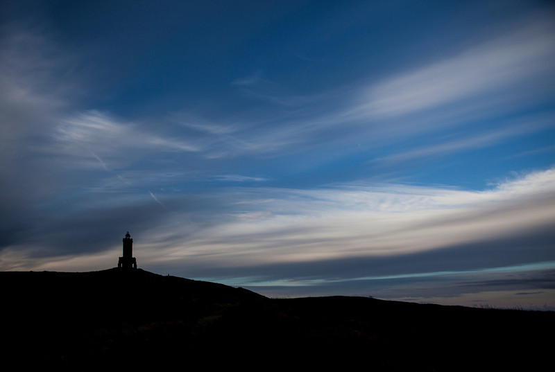 Jubilee Tower, Darwen early morning.
