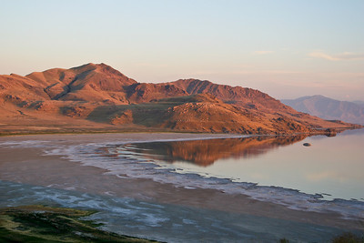 Antelope Island State Park, Utah: Great Salt Lake