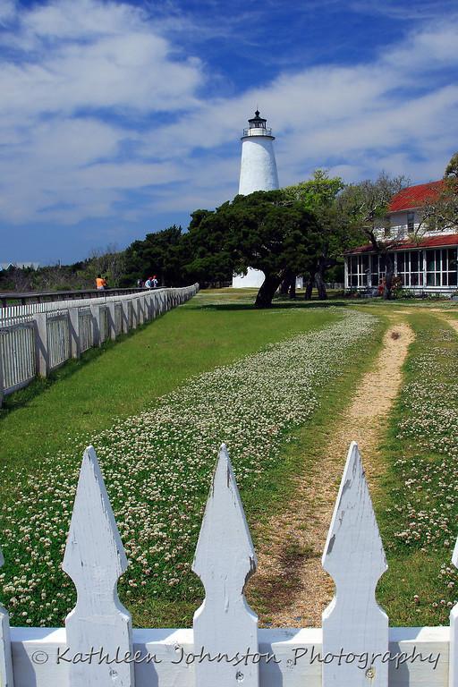 Ocracoke Lighthouse, North Carolina