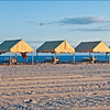 Beach Cabanas, Cape May, New Jersey