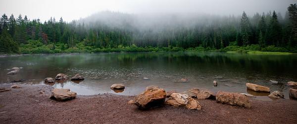Mirror Lake in the Mount Hood Wilderness