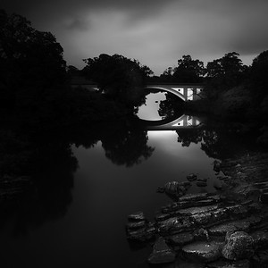 From Devil's Bridge, Kirkby Lonsdale, Cumbria, UK