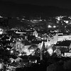 Kendal, Cumbria at night