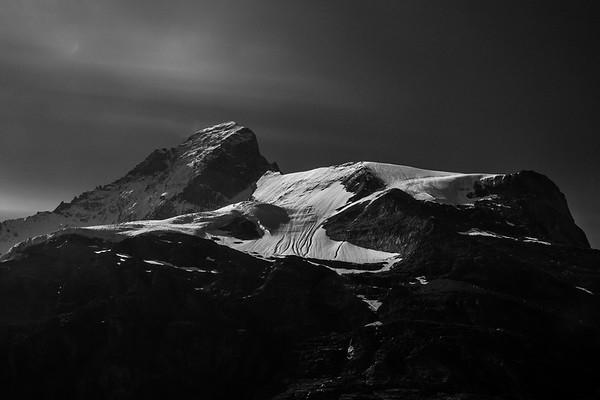 The Matterhorn. 120 sec at f / 16, ISO 100 with Formatt Hitech Firecrest 16