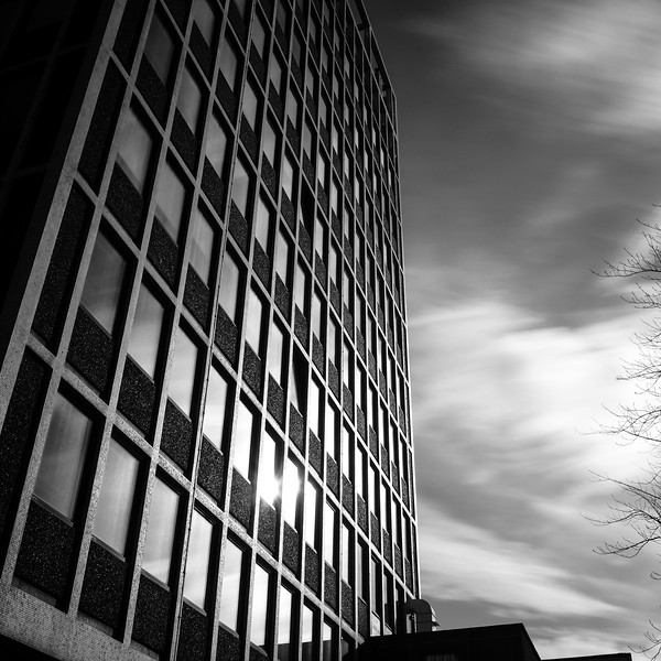 Civic Centre, Carlisle, UK