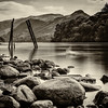 """Swan"" Derwent Water, Keswick, Cumbria, UK"