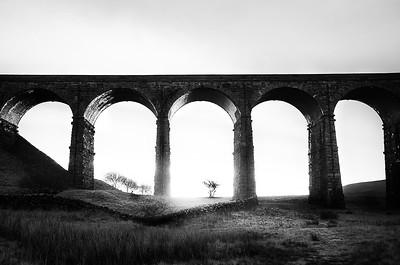 Ribblehead Viaduct, Yorkshire, UK