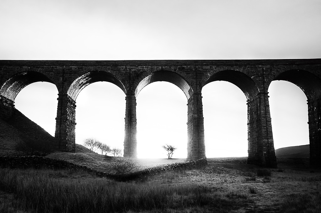 Ribblehead Viaduct, Yorkshire, UK