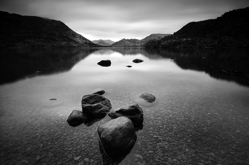 Ullswater, Cumbria, UK