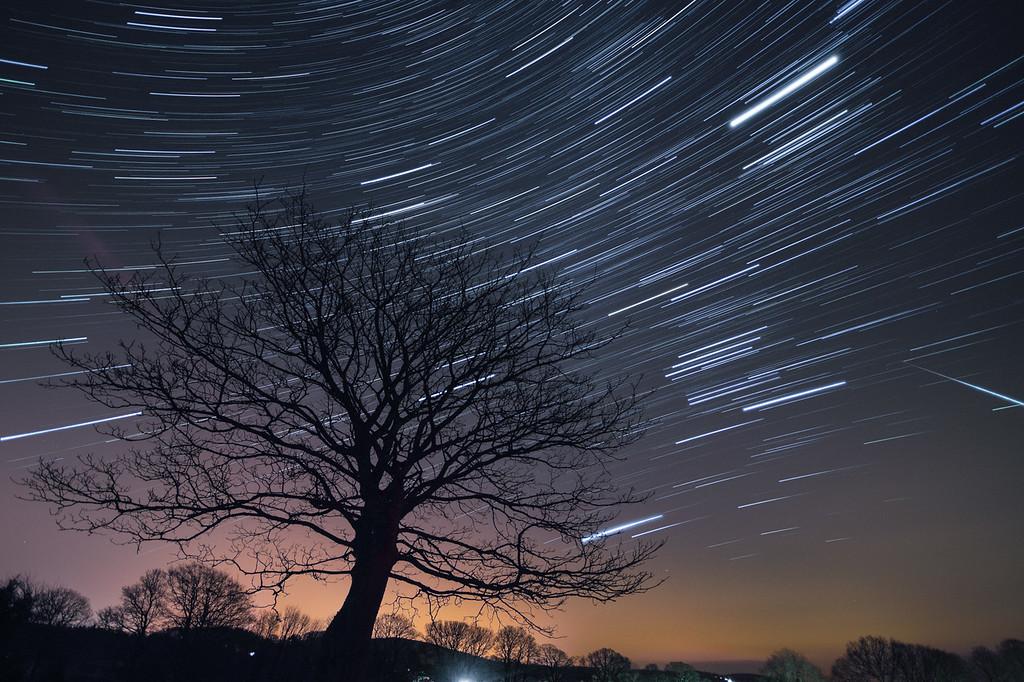 Sweeping Stars, Ratherheath Lane, Kendal, Cumbria, UK