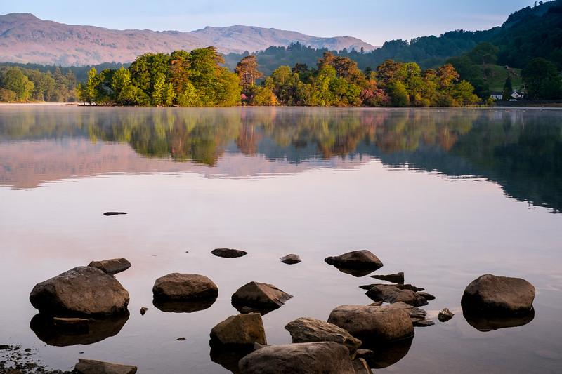 Rydal Water, Cumbria, UK
