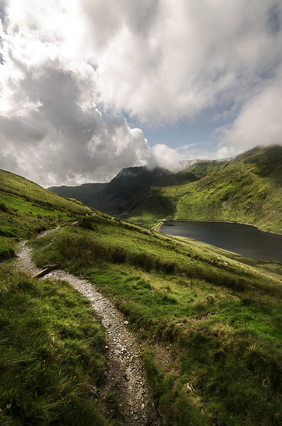 Kentmere Reservoir, Cumbria, UK