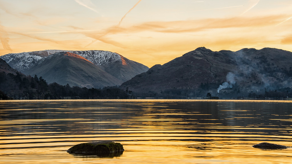 Getting late - Ullswater