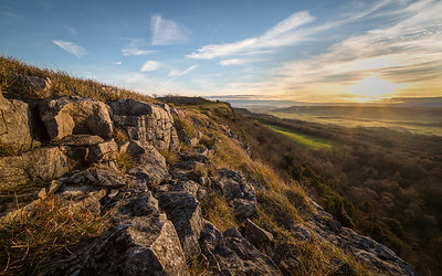 """Scout Scar, Kendal, Cumbria, UK"""