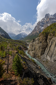 This may well be my favourite landscape image from the Annapurna Circuit trek, at least for now! Fujifilm X-T1 + 10-24mm