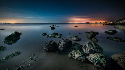 Silverdale Coastline, Lancashire, UK
