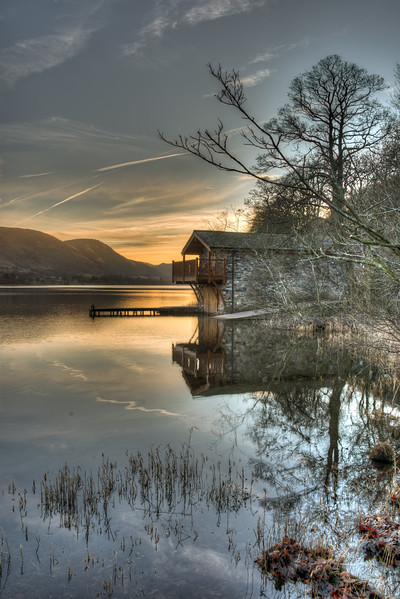 The Boathouse, Ullswater, Cumbria, UK