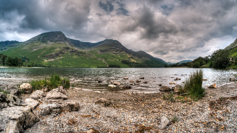 Buttermere, Cumbria, UK