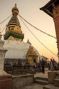 Swyambunath, The Monkey Temple, Kathmandu, Nepal