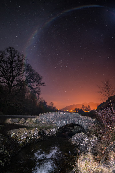 Ashness Bridge, Borrowdale, Keswick, Cumbria