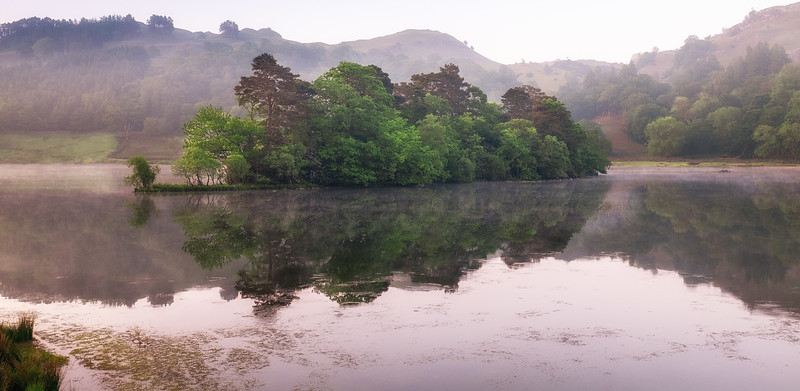 Rydal Water, Cumbria, UK
