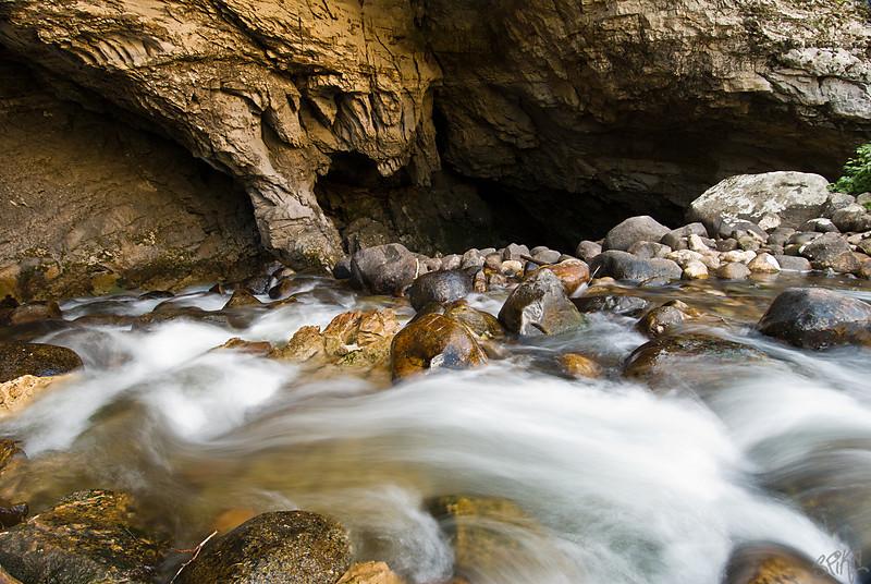 Sinks Canyon, Wyoming
