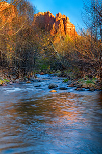 Cathedral Rock and Oak Creek, Sedona