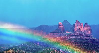 Sedona Rainbow
