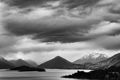 On the Road to Glenorchy, South Island, New Zealand