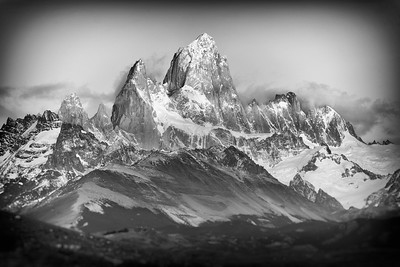 Mt. Fitzroy, El Chalten, Argentina