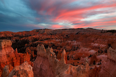 Bryce Canyon Dusk