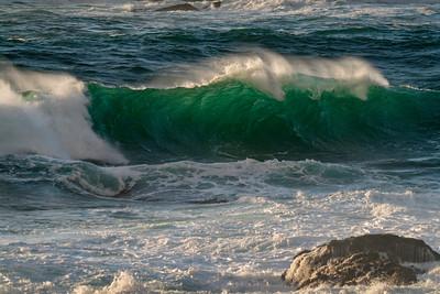 Large Waves Big Sur