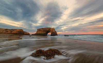 Approaching Storm, Natural Bridges